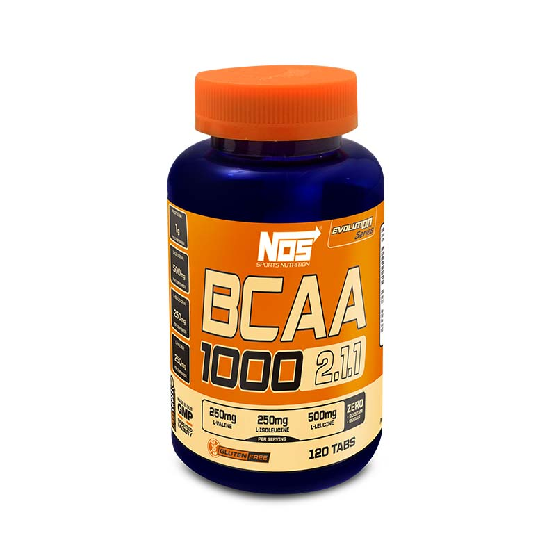Evolution BCAA 1000 2:1:1
