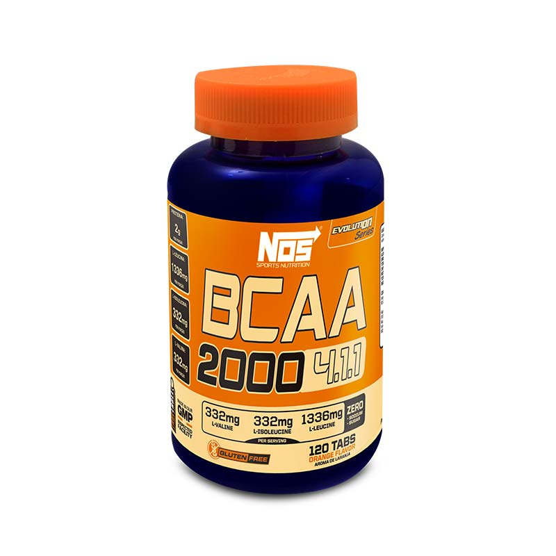 Evolution Bcaa 2000