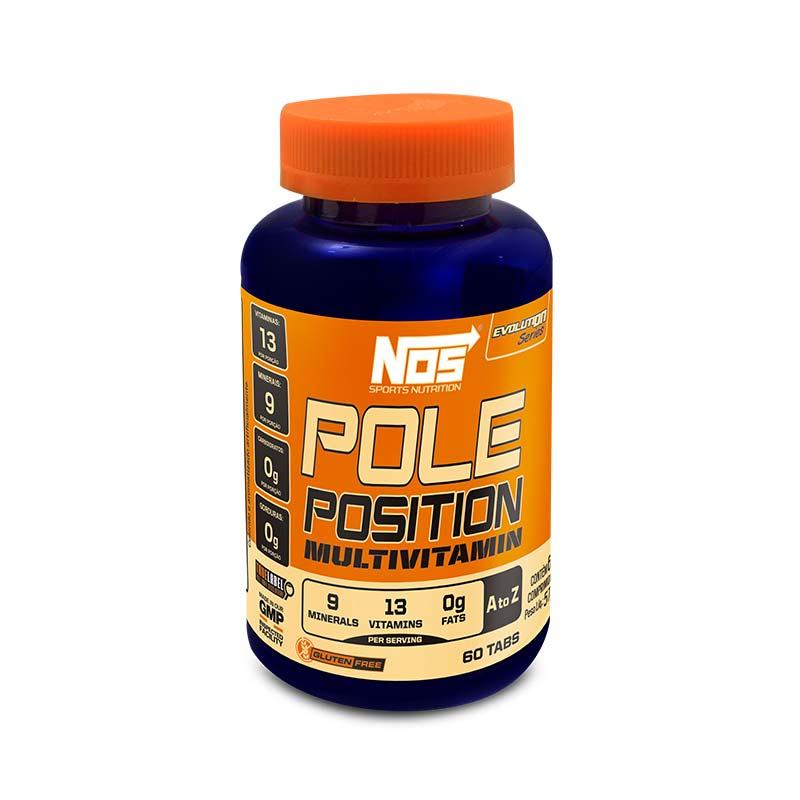 Evolution Poleposition A-Z NOS